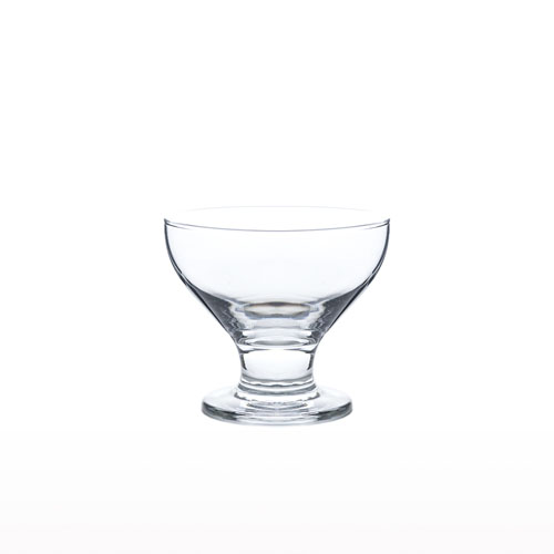 Glass Ice Cream Cup 282ml FW119A-40 Charming