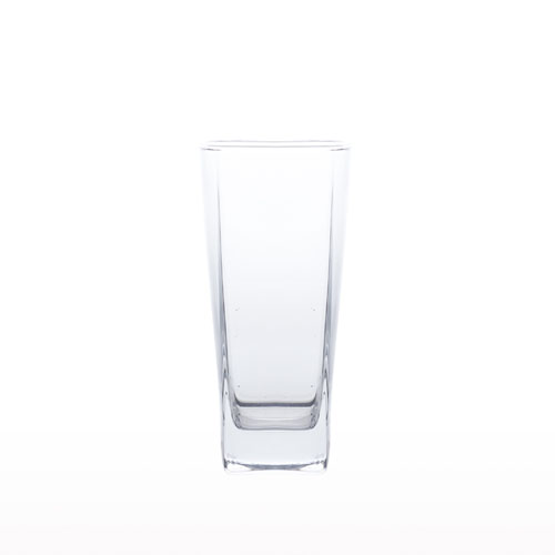 Pougine Square Glass Tumbler 269ml