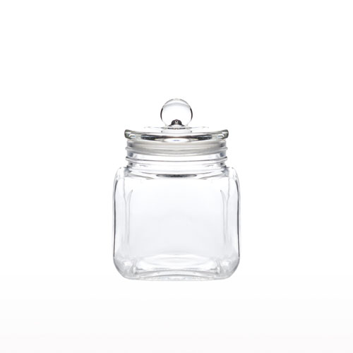 Glass Spice Jar 800ml WM8129 3350-1