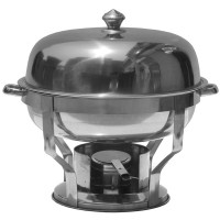 Chafing Dish 3lt. (Round)
