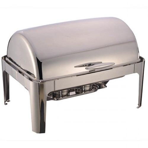 Roll Top Chafing Dish (Single Panel)
