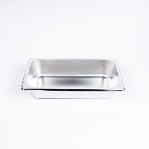 "GN Pan S/S Food Dish 1/3*6 (2"")"
