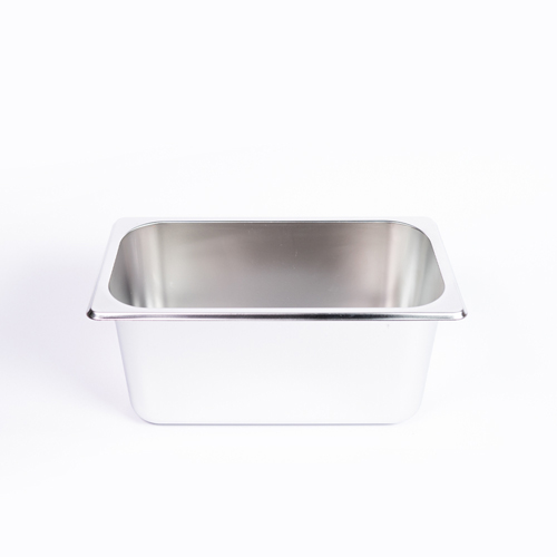 "Gn Pan S/S Food Dish 1/3 (6"")"
