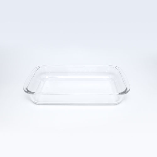 Glass Rect Dish 1.5lt (8078-4) MW51