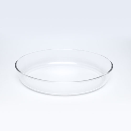 Glass Oval Dish 2 LT (9162-2/3812-2) MW60