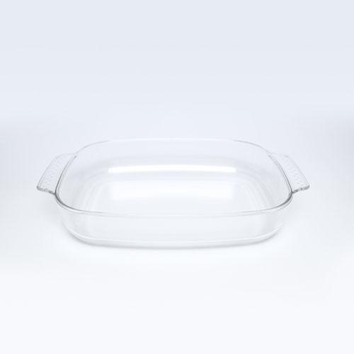 Glass Dish 2.5LT Rect 8106-2 / 3556-14