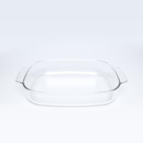 Glass Dish 1.8LT Rect  8106-3 / 3556-13