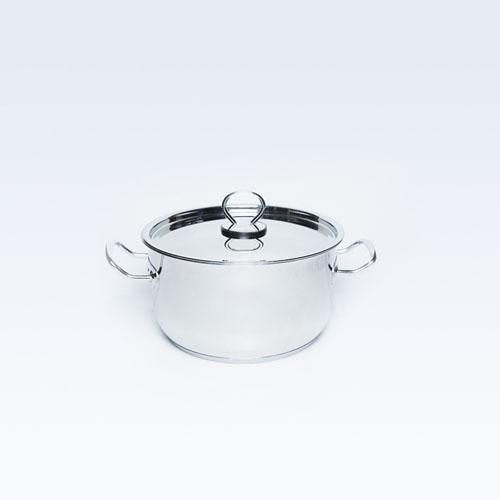S/S Saucepan Delice 18cm 2.25L S/B