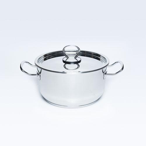 S/S Saucepan Delice 20cm 3.25 S/B