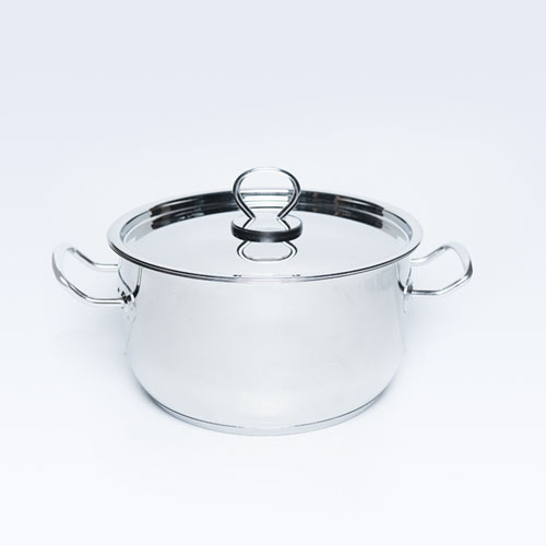 S/S Saucepan Delice 26cm 7.5L S/B