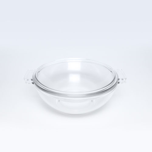 Glass Micro Bowl 1.3ltr