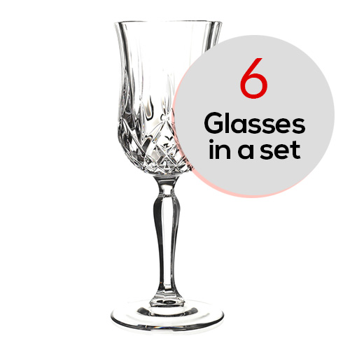 Opera Goblet/wine - 2 (6 Pcs Set)