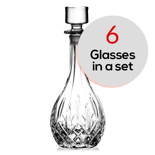 Opera Wine Decanter