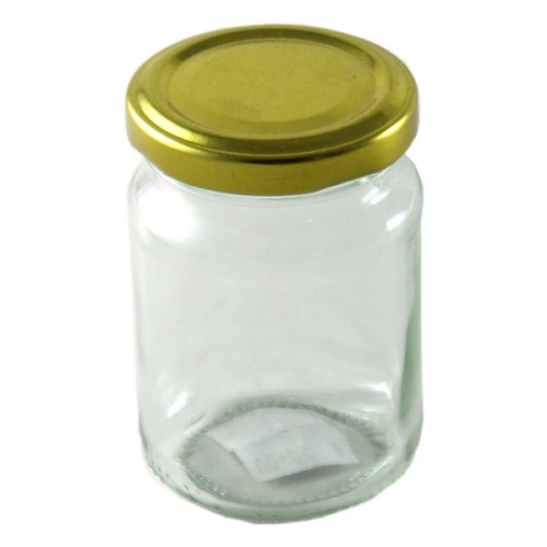 Glass Mason Jar 150ml Food Jar