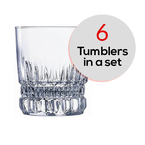 6 pcs Set Imperator of Tumbler 300ml