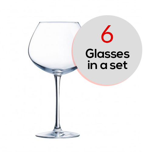 Wine Emotions Degustation Stemmed Glass 470ml