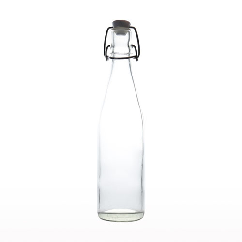 Glass Flint Bottle 500ml - DS35 F30009670N900002