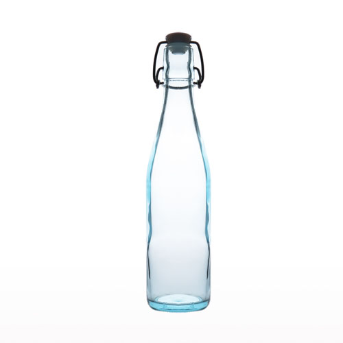 Swing Top Water 500ml Aqua Blue - DS35 B3Y0160QFQQ060000X