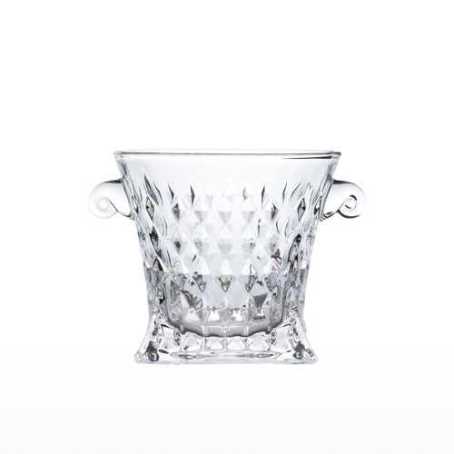 Glass Ice Bucket BT-02X 4951-53