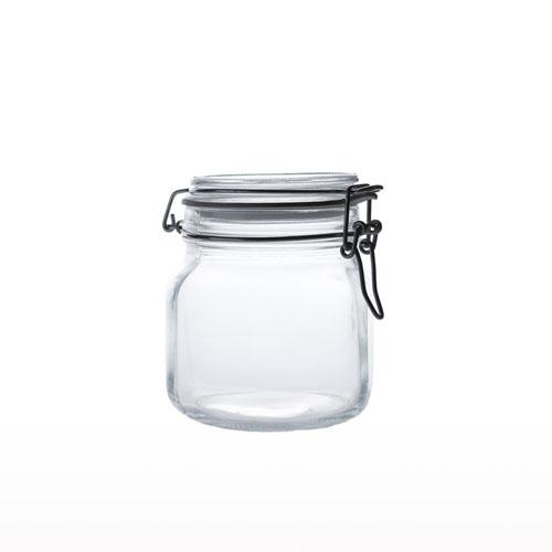 Glass Airtight Jar 750ml JR0120-40
