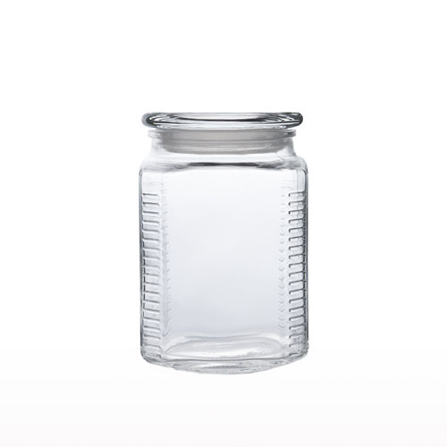 Glass Air Tight Bottle 800ml
