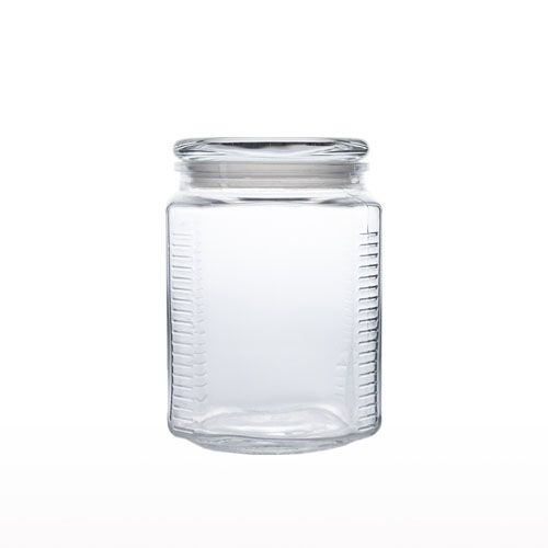 Glass Air Tight Bottle 1.5 Lt