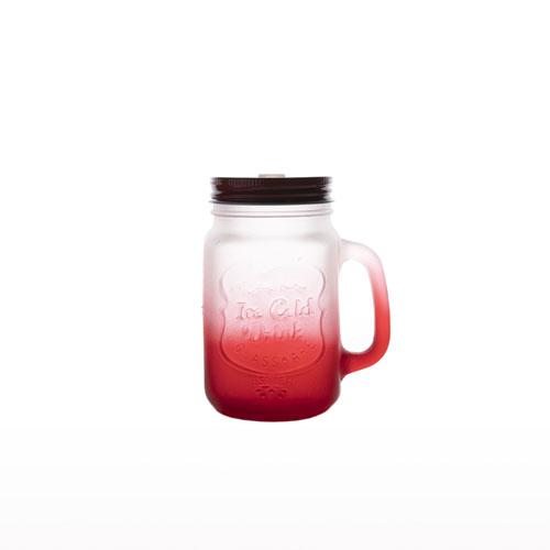 Glass Mason Jar 450ml 1P/BOX 0353-5