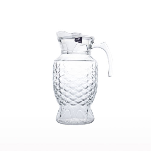 Glass Water Jug 1.6lt 1747