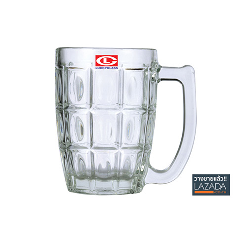 Lucky Glass LG115  Mug 14oz. 400ml
