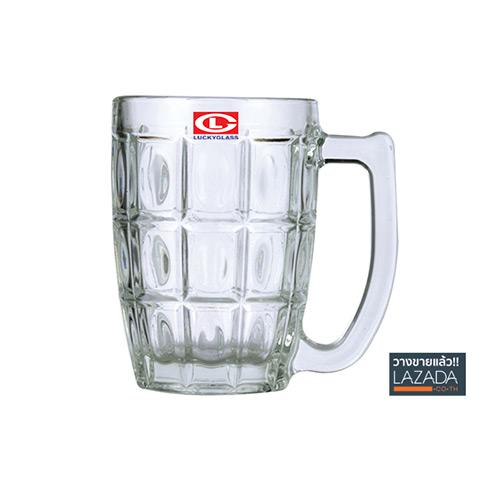 Lucky Glass LG115  Mug 14oz. 400ml