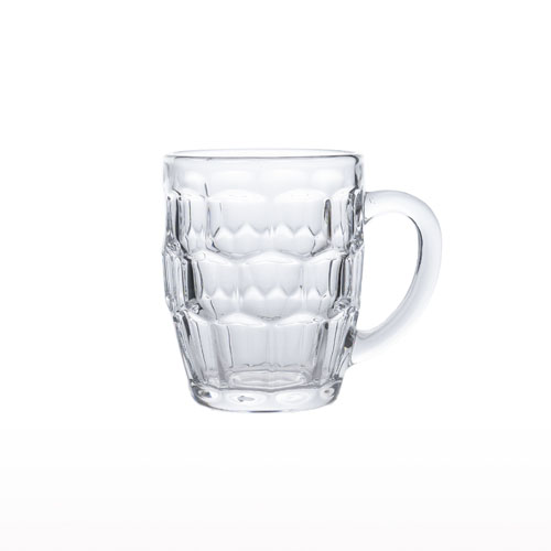 Glass Beer Mug 550ml YJZB-300 Yujing