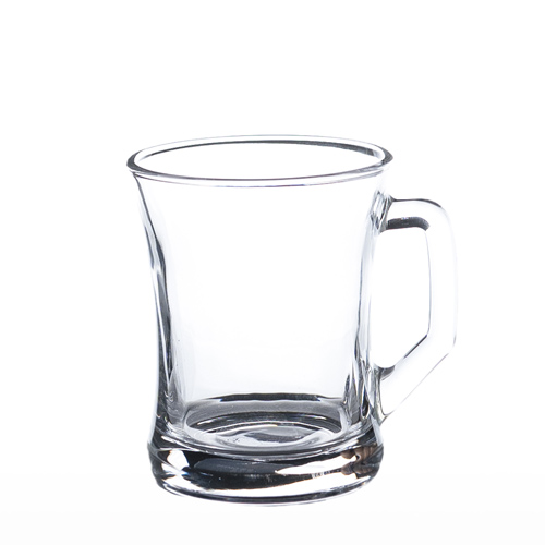 Glass Mug DM225 3565-6