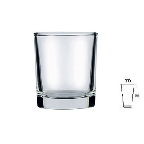 Lucky Glass LG401 Shot Glass 2.7oz. 77ml