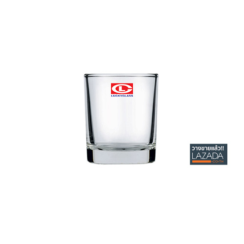 Lucky Glass LG42 Shot Glass 2oz. 60ml