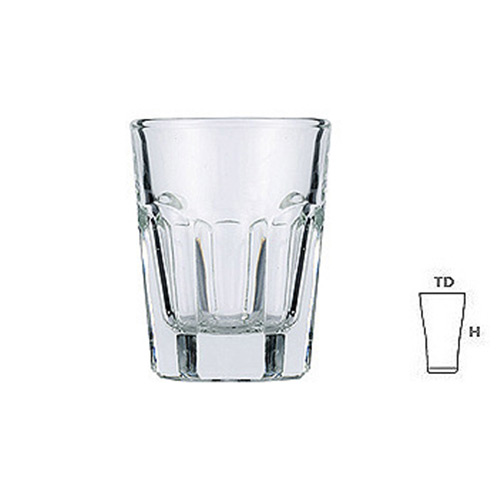Lucky Glass LG408 Shot Glass 50ml