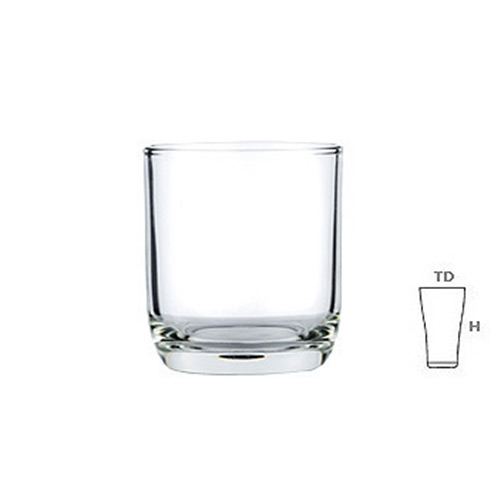 Lucky Glass LG36 Tumbler 8 oz. 232ml