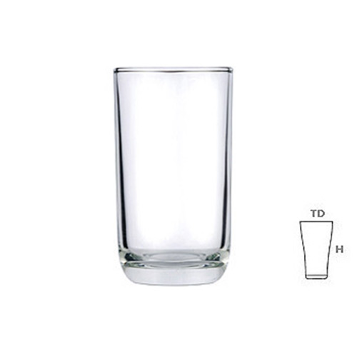 Lucky Glass LG37 Tumbler 10oz. 282ml