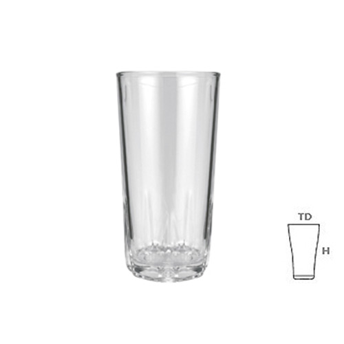 LG52 / US535 Lucky Glass Tumbler 10.5oz. 300ml