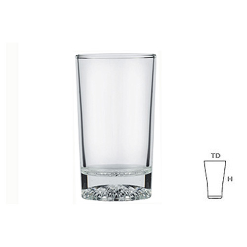 Lucky Glass LG143009 Tumbler 8.5oz 240ml