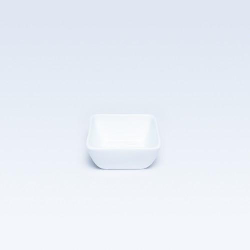 4906 Dankotuwa White Square Bowl