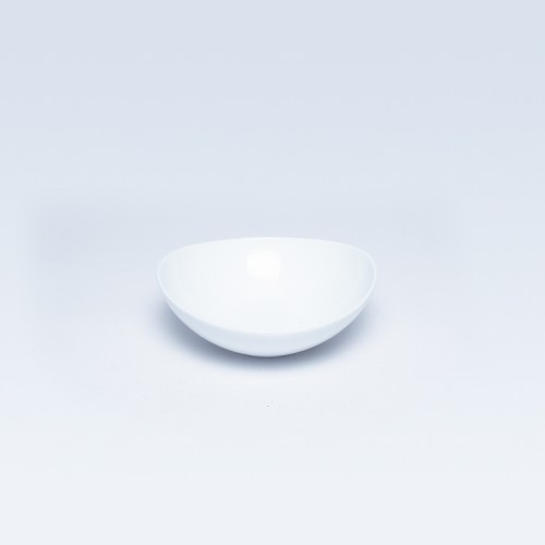 Dankotuwa White Fruit Saucers 4754