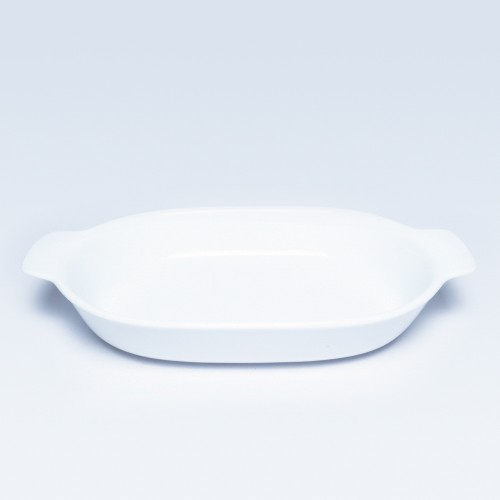 6144 Dankotuwa White Platter