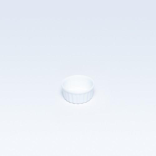 4256 Dankotuwa White Ramekin Dish