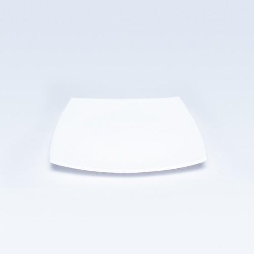 White Dinner Plate FJP 130 (Square)