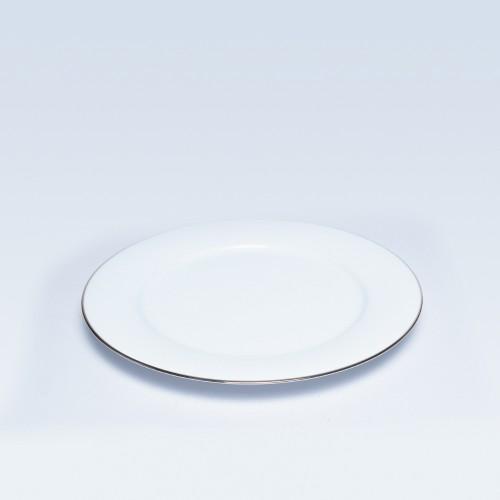 91320 Noritake Gold Line Dinner Plate