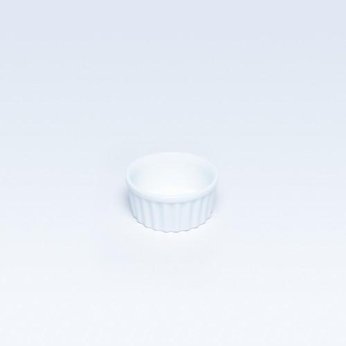 04248 A0 Dankotuwa White Ramekin Dish