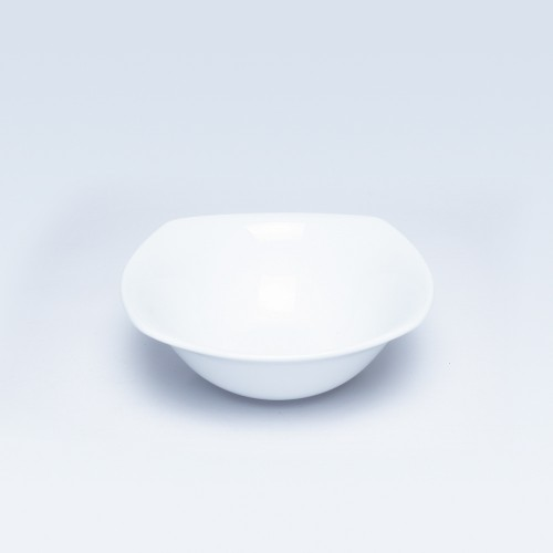 03507 A0 H Dankotuwa White BS Cereal Bowl SQ