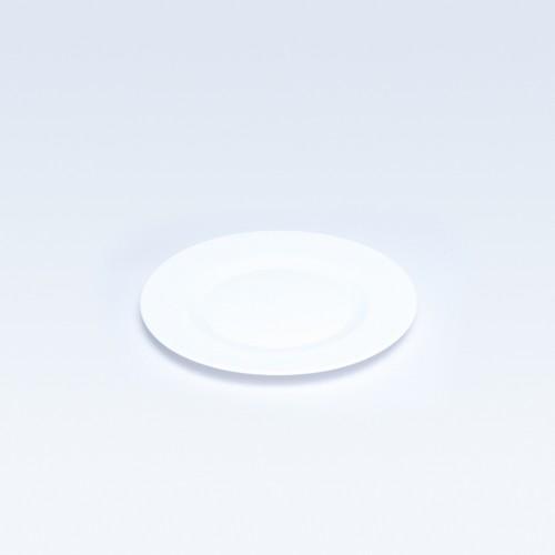 Opal White Desert Plate 8