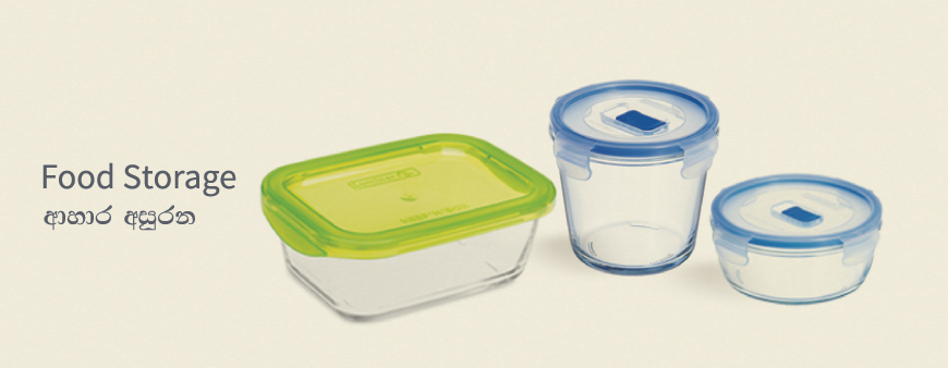 Food Storage - Glass